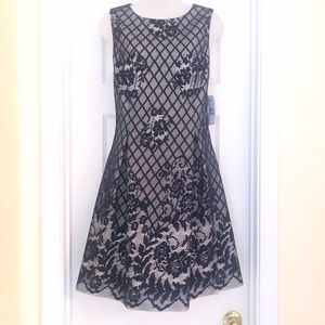 NWT JESSICA HOWARD Sleeveless Flare Dress NWT